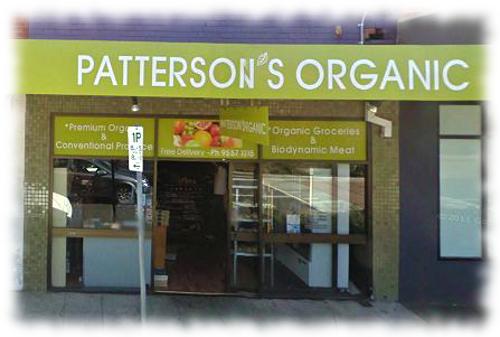 Patterson's Organics